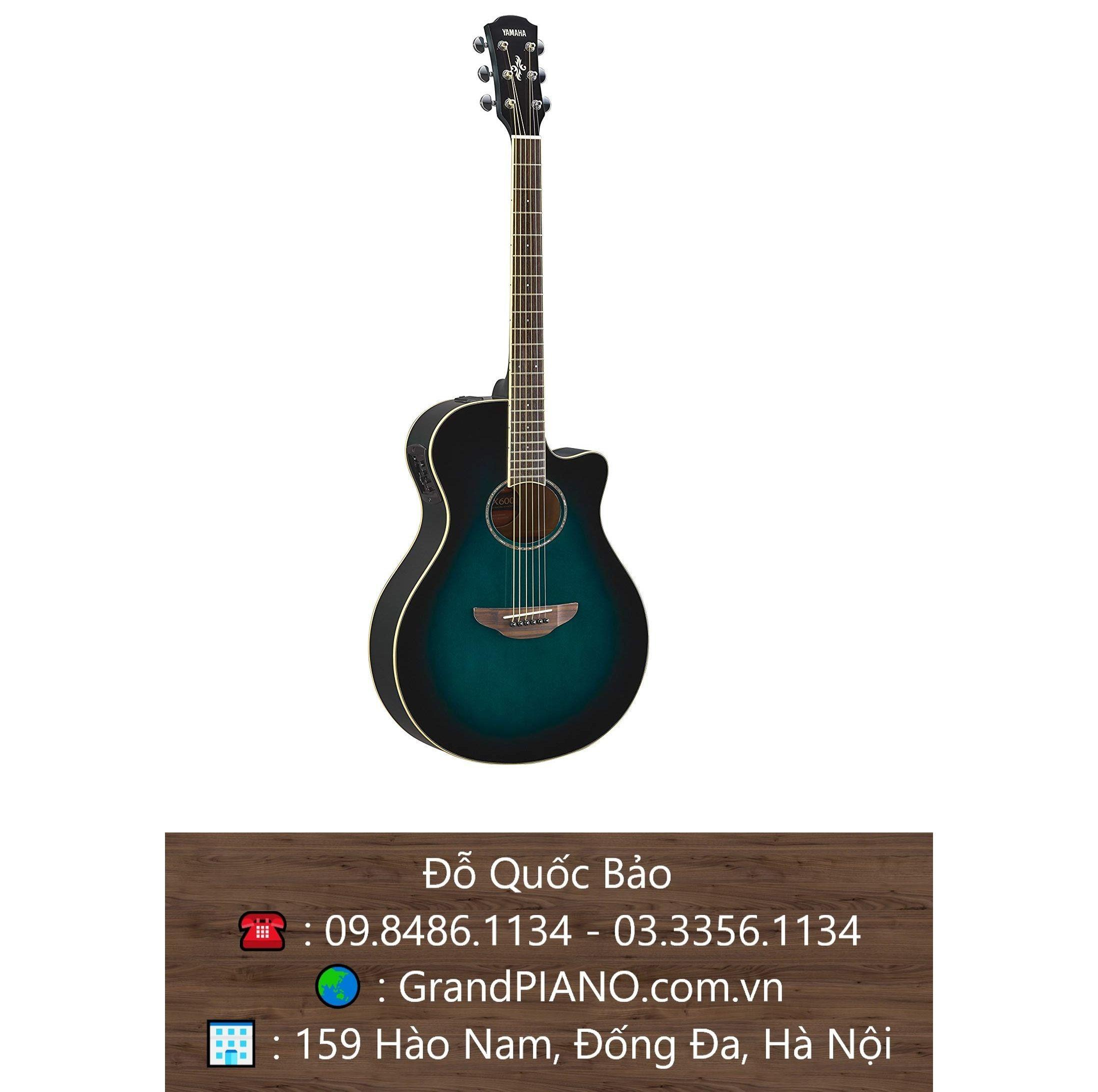 Đàn Guitar Yamaha Acoustic APX6000VS