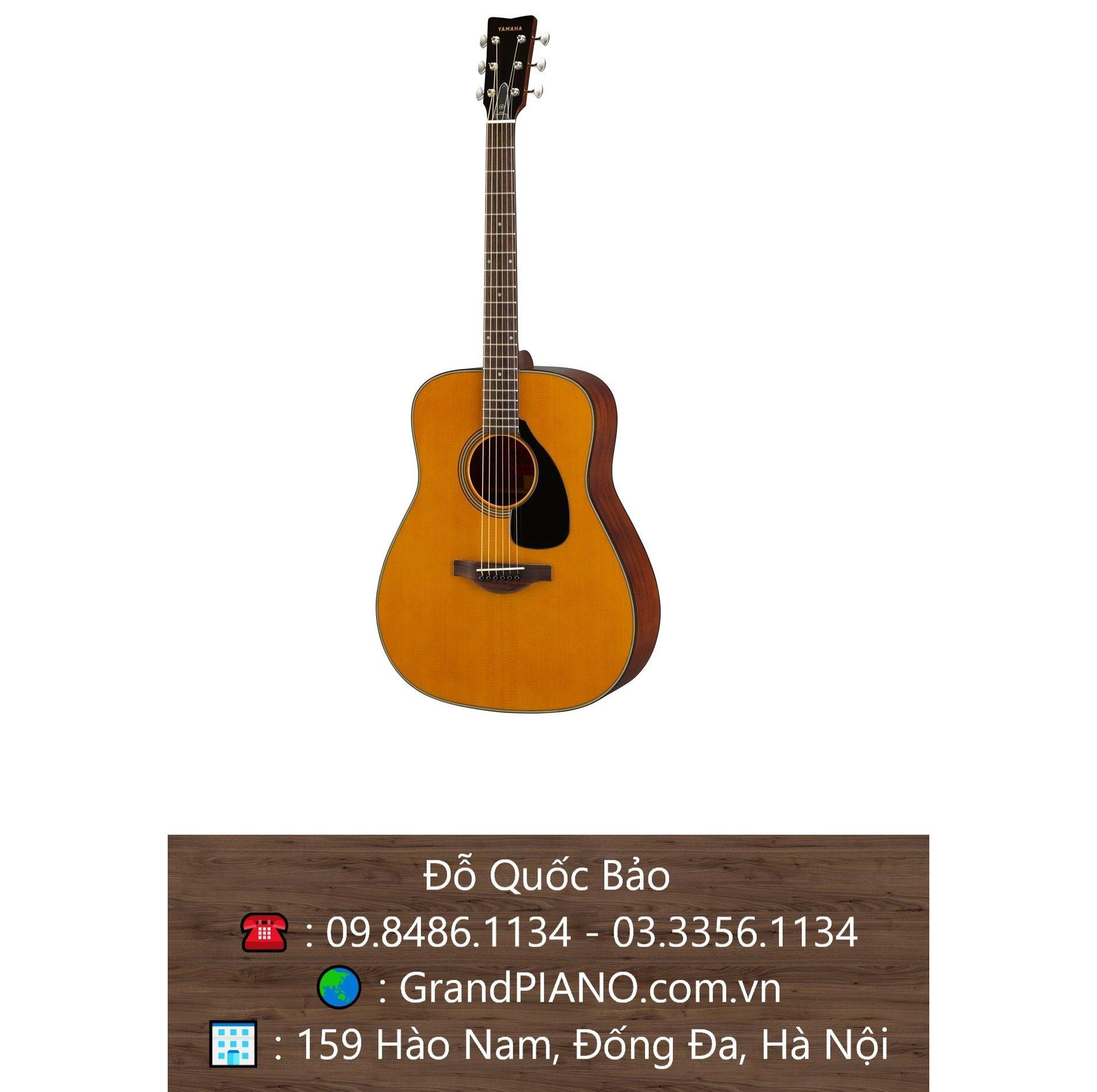 Đàn Guitar Yamaha Acoustic FG180-50TH
