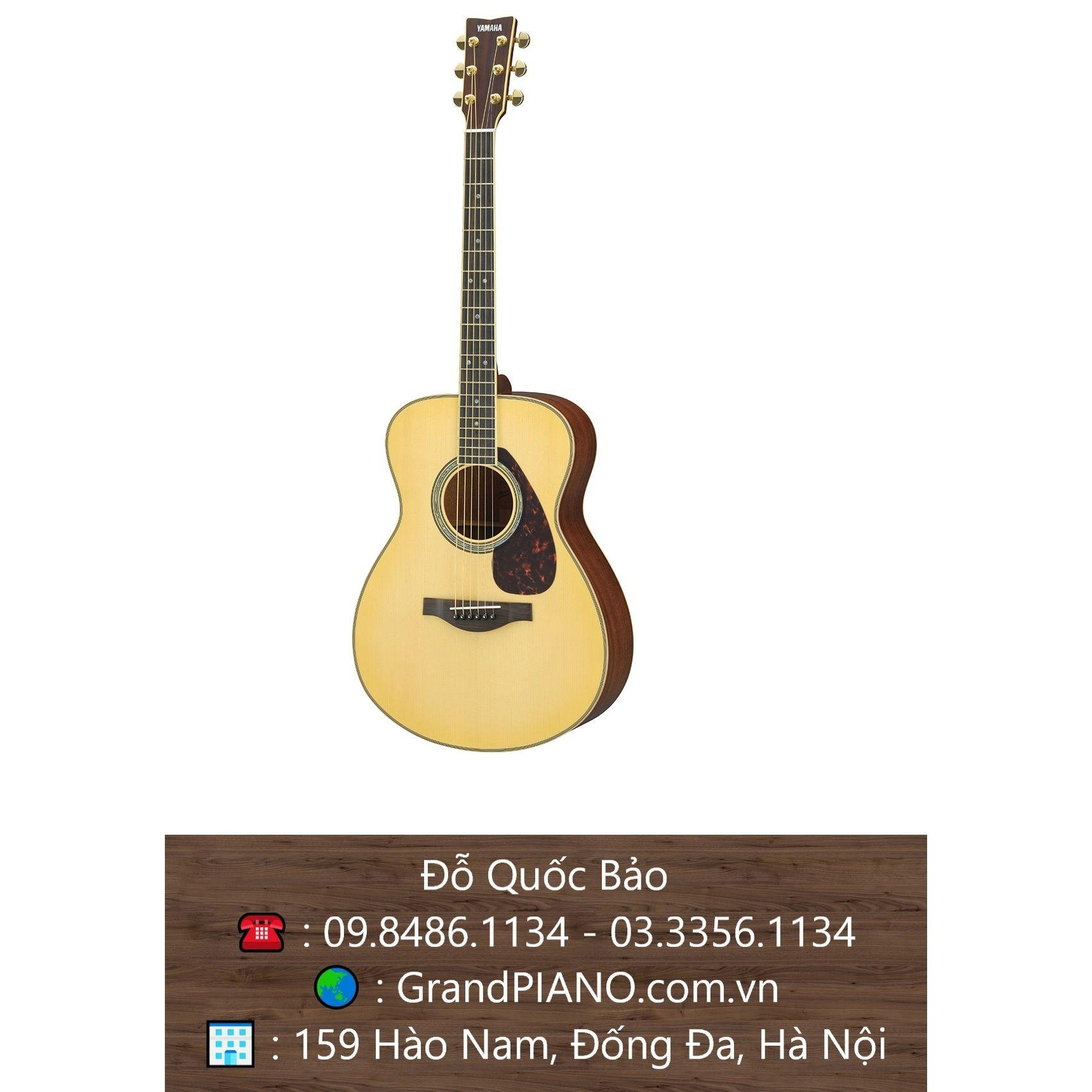 Đàn Guitar Yamaha Acoustic LS16M ARE