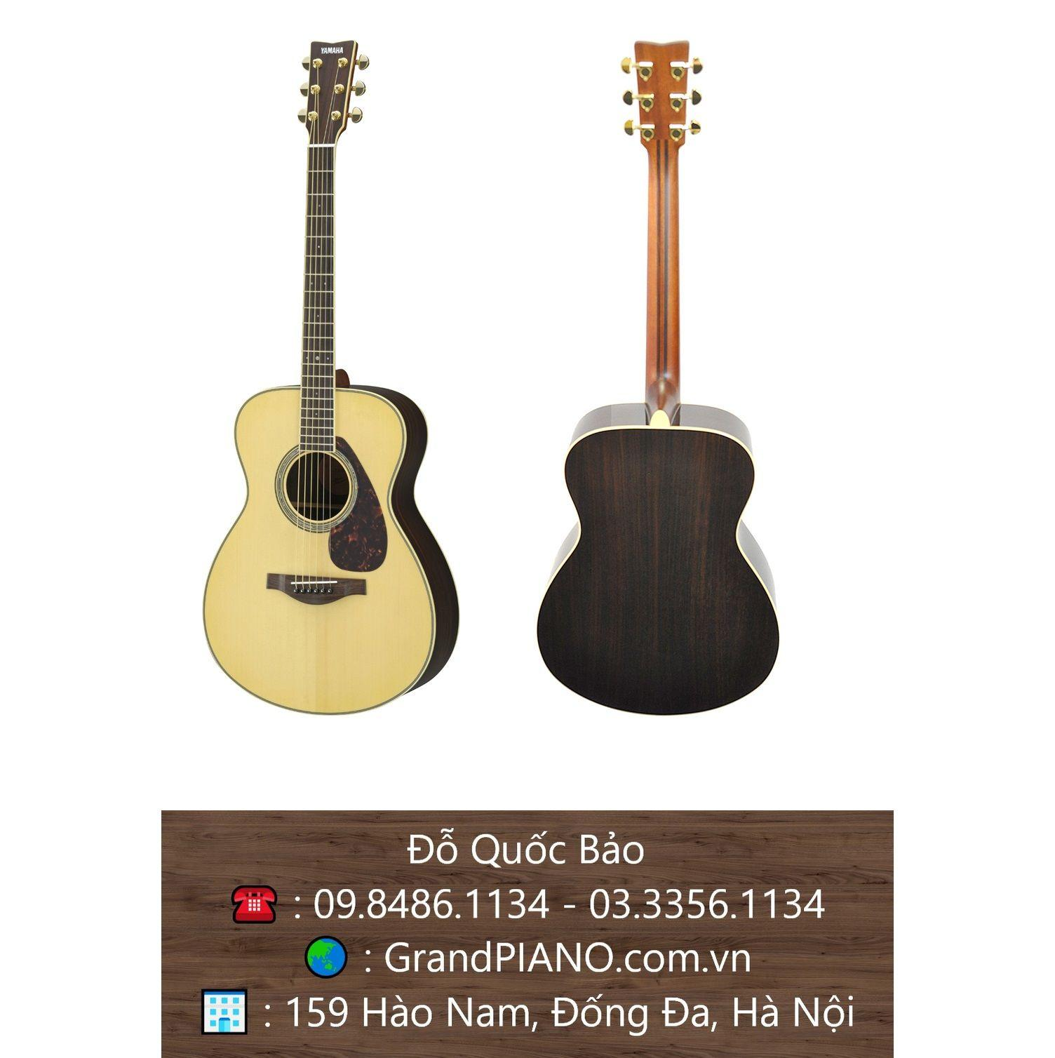 Đàn Guitar Yamaha Acoustic LS6 ARE