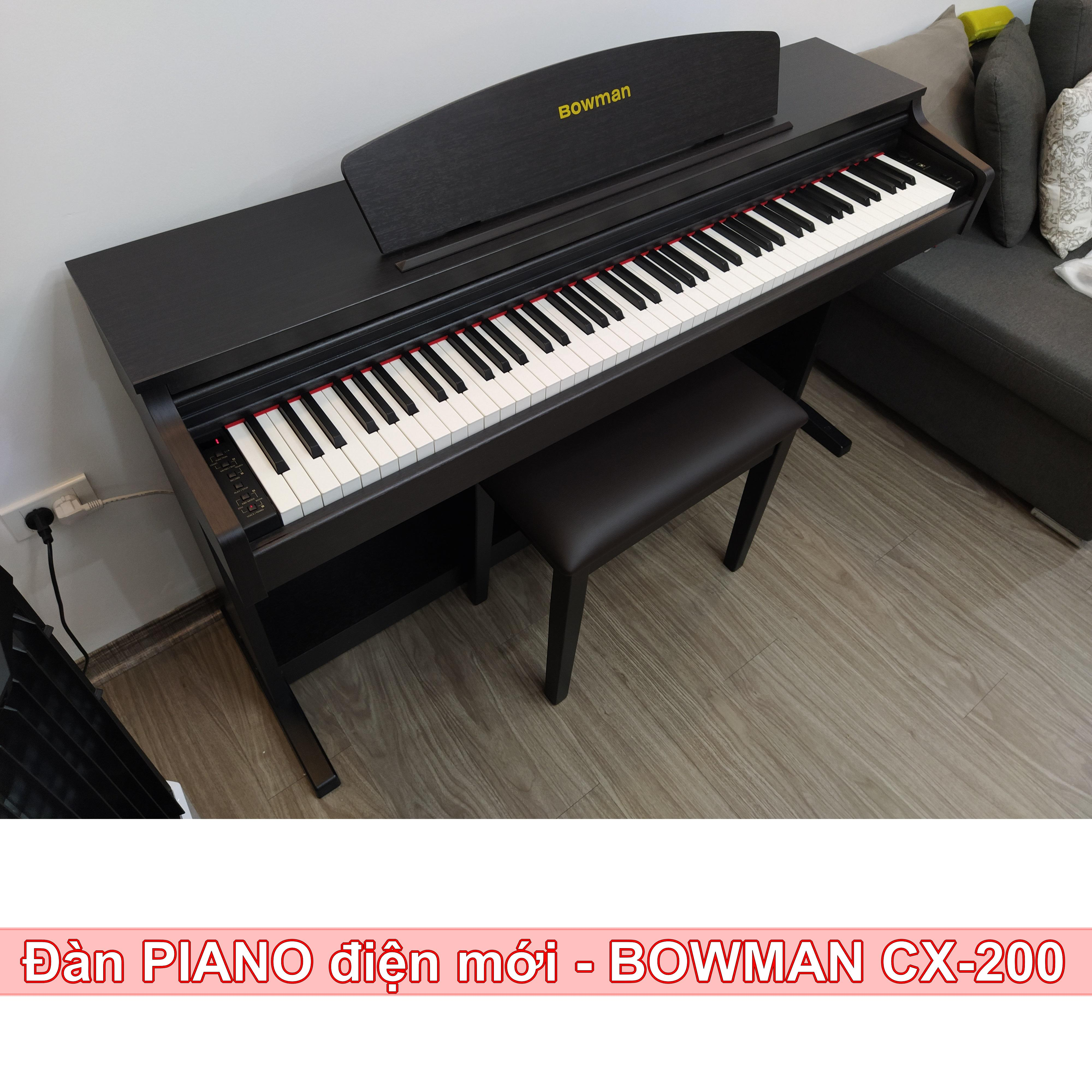 Digital PIANO - BOWMAN CX200