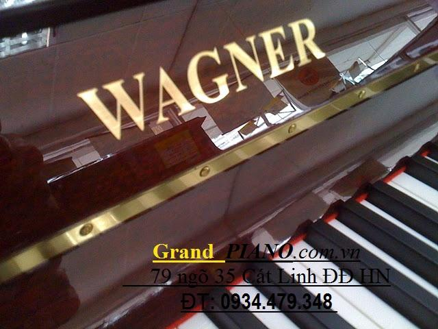 WAGNER (27 - 30tr)
