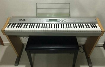 CASIO PL-40R SERIAL: 4004435AB
